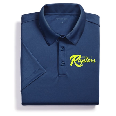 CL178<br>Raptors Bowling Polo