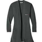 CL238<br>Ladies Concept Long Pocket Cardigan
