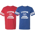 CL139<br>Vintage Football T-Shirt