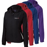 CL148<br>Ladies Sport-Tek Hooded Raglan Jacket