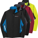 CL151<br>Core Colorblock Softshell Jacket