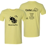 CL161<br>Personality T-Shirt  - Bouncing Bee