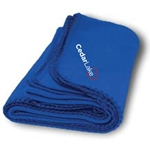 CL183<br>Alpine Fleece Throw Blanket