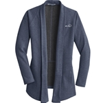 CL195<br> Ladies Interlock Cardigan