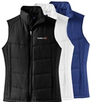 NEW!<br>CL207<br>Ladies Puffy Vest