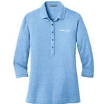 NEW!<br>CL221<br>Port Authority Ladies Coastal Cotton Blend Polo
