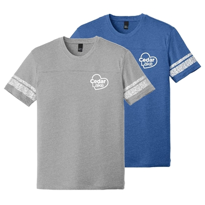 NEW!<br>CL217<br>Mens Game Tee