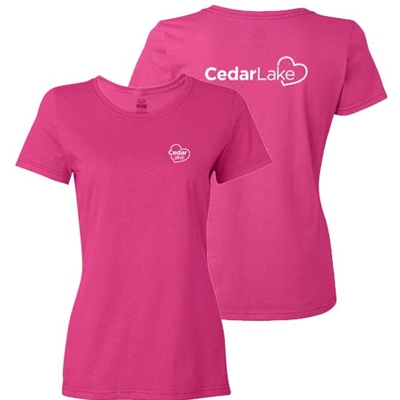 CL104<br>Ladies T-Shirt